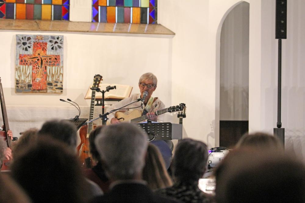 Concert à l'église luthérienne de Mulhouse (2/6)