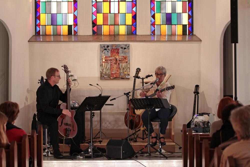 Concert à l'église luthérienne de Mulhouse (1/6)