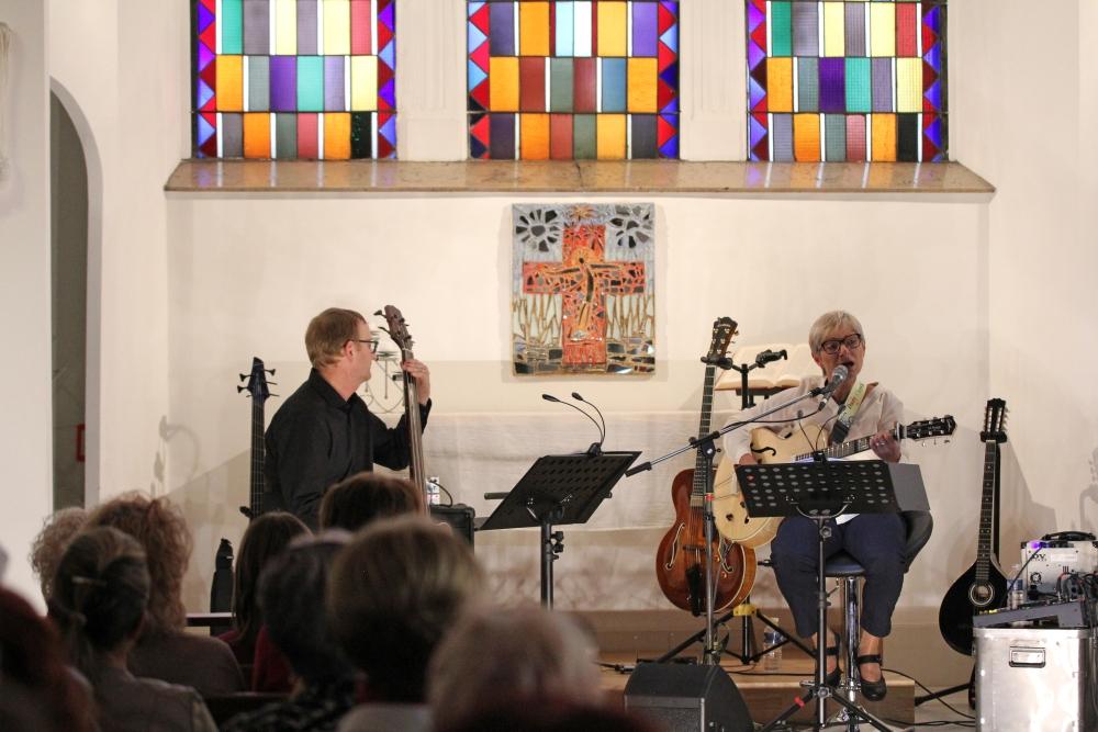 Concert à l'église luthérienne de Mulhouse (5/6)